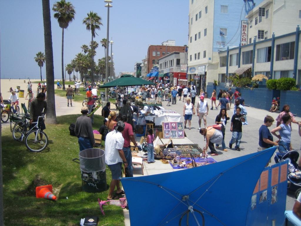 Best boardwalk city in us place people beach south city vs